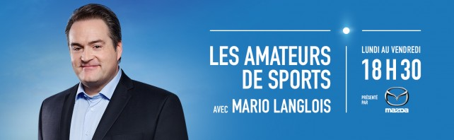 Les amateurs de sports