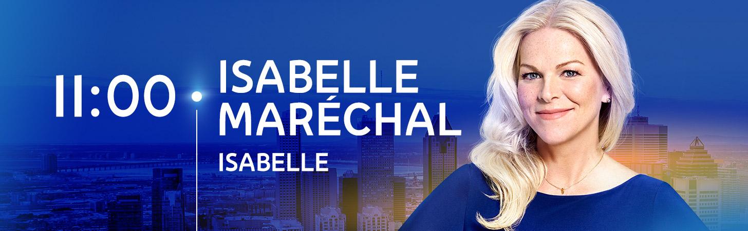 Avec Marie-Claude Lavallée - Isabelle - Derniers extraits audio
