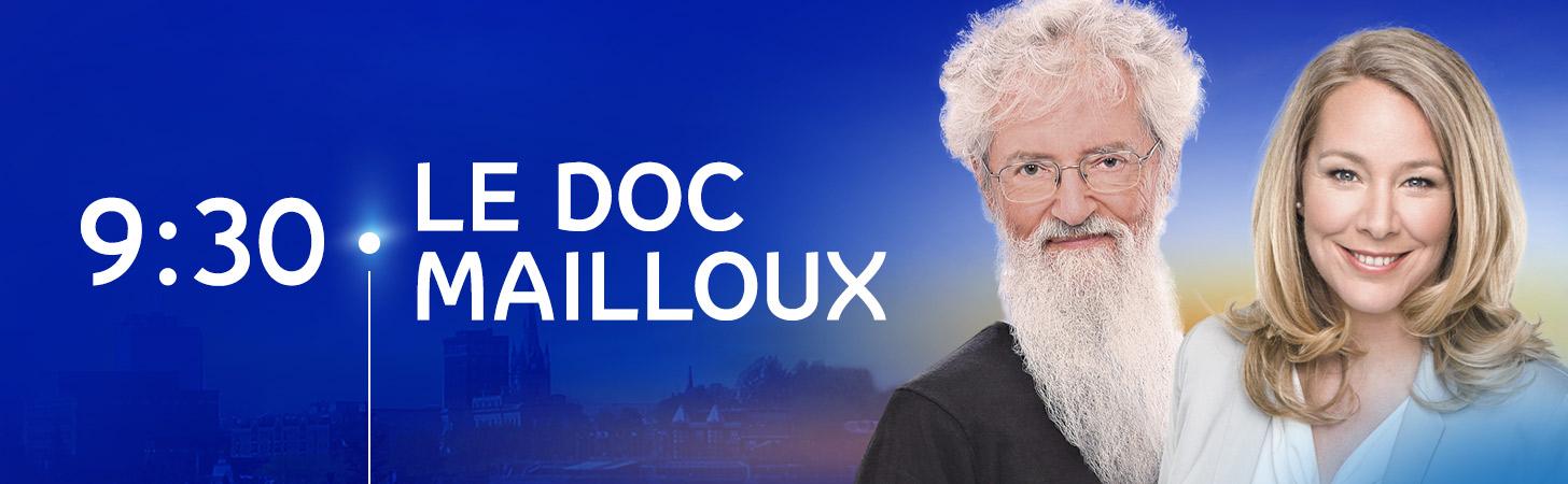 Avec Doc Mailloux et Josey Arsenault - Le Doc Mailloux - Derniers extraits audio
