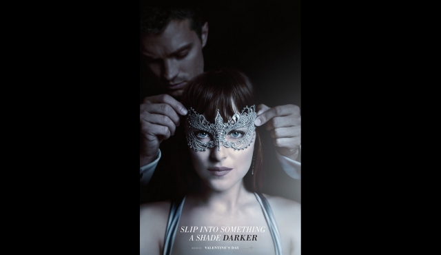 'Fifty Shades Darker' poster, teaser trailer