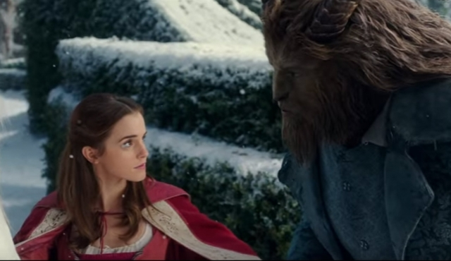 New 'Beauty and the Beast' Trailer Features Emma Watson's Voice