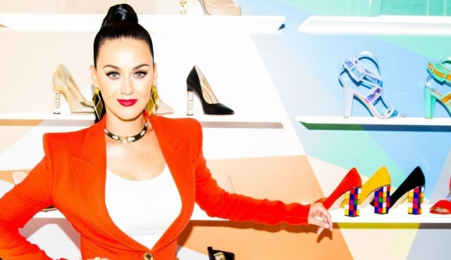 Take a Sneak Peek at Katy Perry's Shoe Collection