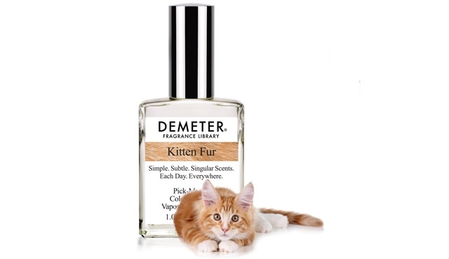 Company Creates 'Kitten Fur' Perfume