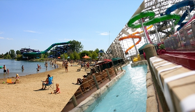Top 5 Water Parks near Montreal