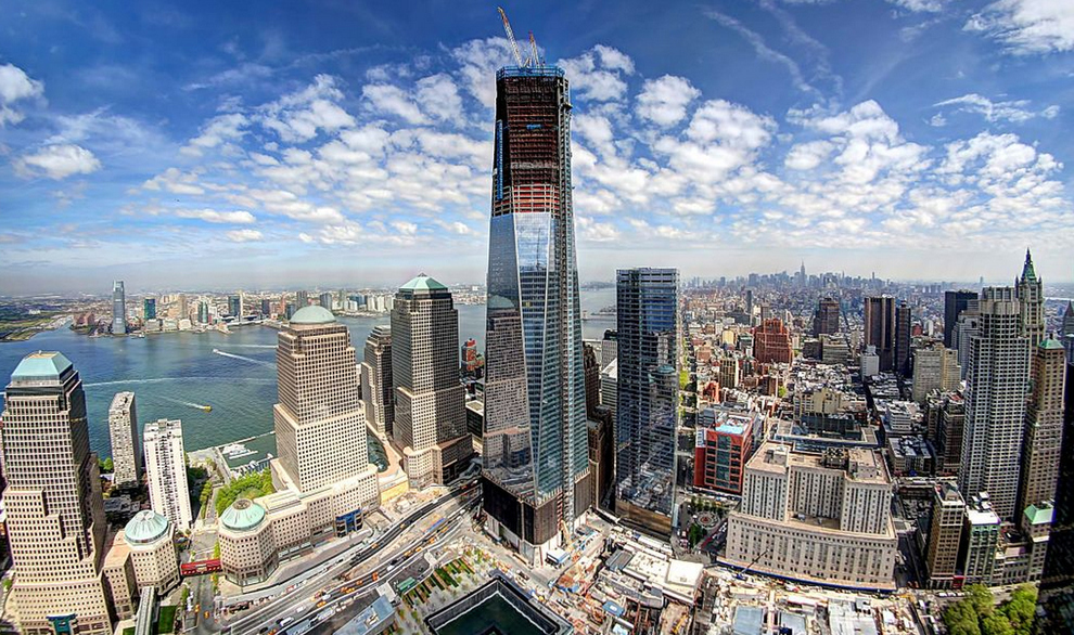 World Trade Center 2012