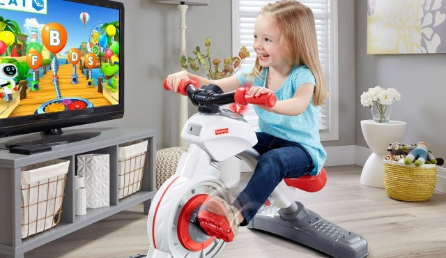 Fisher-Price sème la controverse avec le «Smart Cycle»