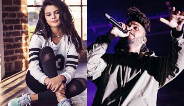 Selena Gomez and The Weeknd Spotted Kissing in Santa Monica
