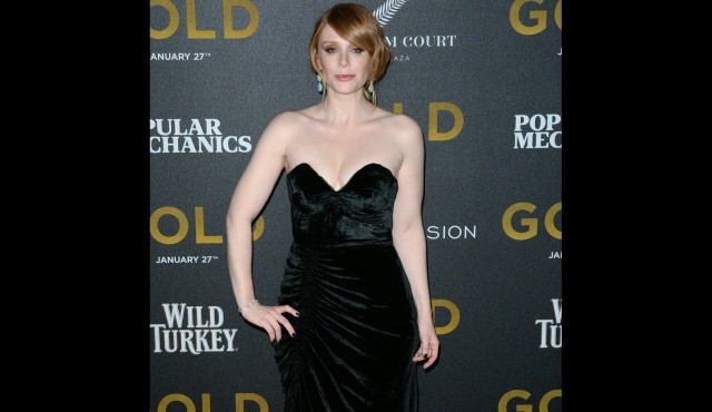 Bryce Dallas Howard: 'My son gives me style advice'