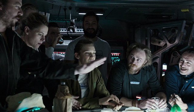 Un court métrage en prologue à Alien : Covenant