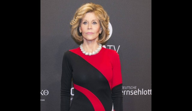 Jane Fonda 'fell in love' with Robert Redford on all their early movie shoots