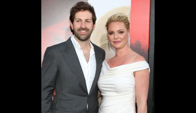 Josh Kelley embarrasses Katherine Heigl's niece with pink bathrobe