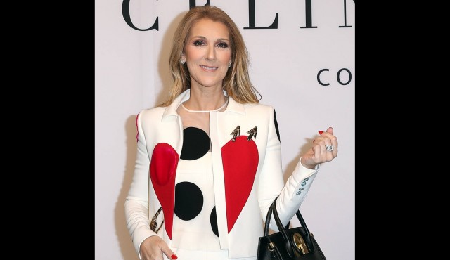 Celine Dion worries about how Botox would affect her onstage appearance