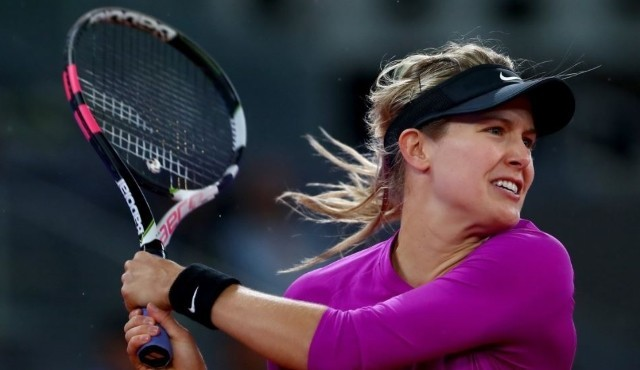 Mladenovic file en finale — Madrid