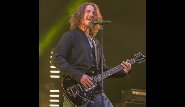 Chris Cornell's wife blames prescription drug for suicide