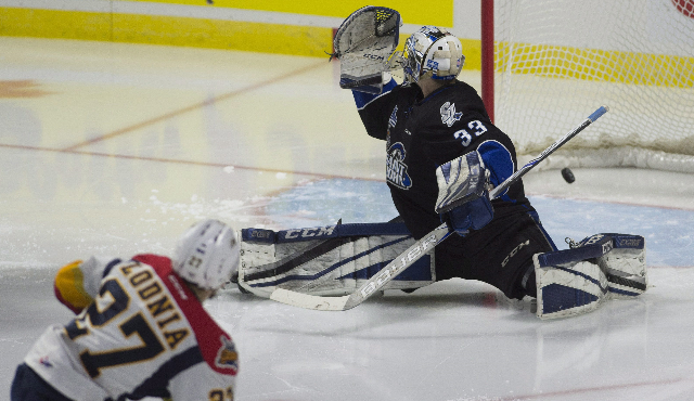 Les Sea Dogs rossent les Thunderbrids — Coupe Memorial