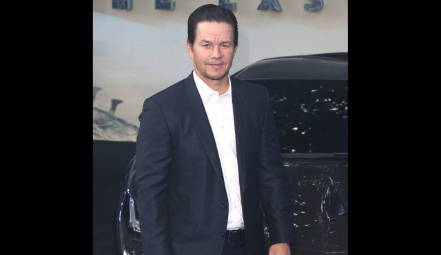 Mark Wahlberg suits up for Transformers: The Last Knight premiere