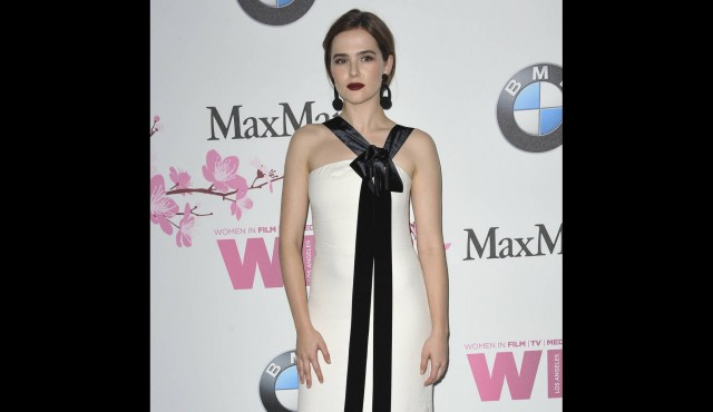 Zoey Deutch chooses outfits which make her feel powerful