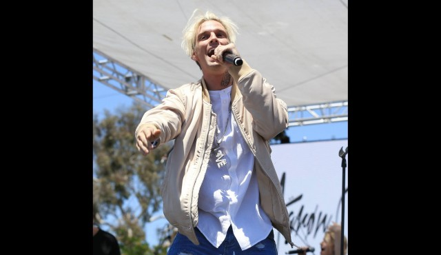 Aaron Carter accuses brother Nick of 'kicking me while I'm down' after arrest