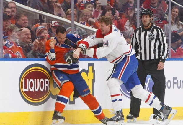Les 5 moments marquants du match Canadiens-Oilers