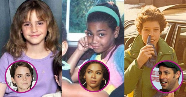 39 Jaw-Dropping Photos of Celebs as Kids