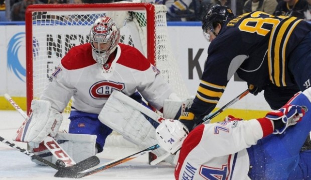 5 moments marquants du match Canadien-Sabres