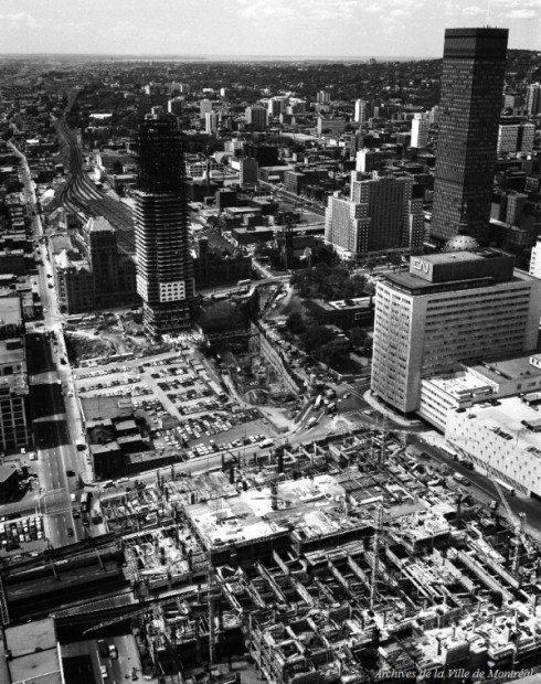 Montreal in 1965 [8 photos]