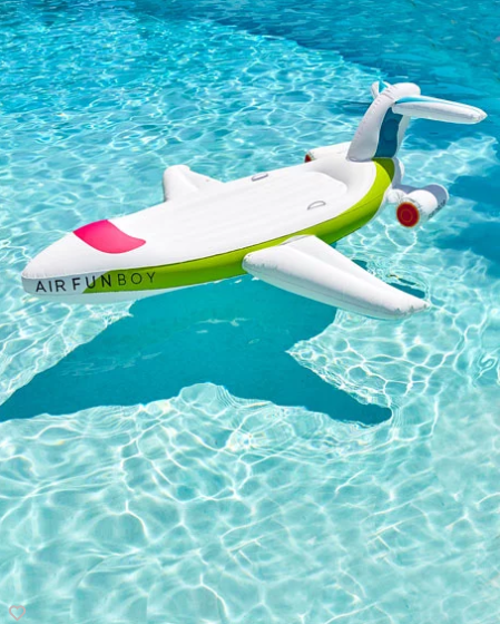 Where to find the BEST pool floats