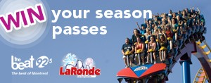 Kick off summer at La Ronde