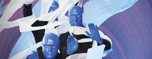 Beat Fan Club Member? WIN tickets to see Blue Man Group