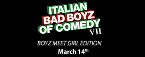 WIN tickets to see Bad Boyz of Comedy - BoyZ Meet Girl Edition VII