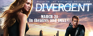 THE BEAT MOVIE FAN CLUB - DIVERGENT