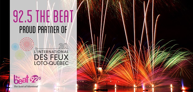 Winning Weekend!- L'International des Feux Loto-Qu�bec opening night
