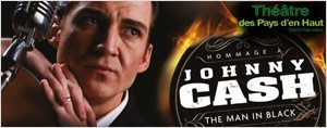 THE MAN IN BLACK-HOMMAGE � JOHNNY CASH !