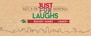 Just for Laughs see Chevy Chase