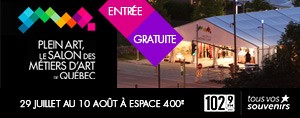 Salon des m�tiers d'art