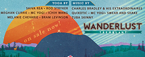 Beat Fan Club Member? WIN a Wanderlust Yoga Experience