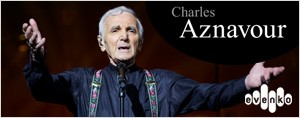 Charles Aznavour au Centre Bell