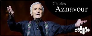 Charles Aznavour au Centre Bell