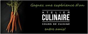 L'Atelier Culinaire!