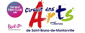 Beat Fan Club Member? WIN a One-of-kind Painting at the Circuit des Arts de St-Bruno