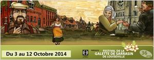 Festival de la Galette Sarrasin de Louiseville