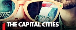Tes billets pour Capital Cities