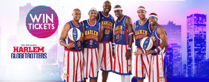 WINNING WEEKEND - The Harlem Globetrotters