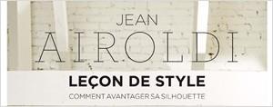 Assistez � une rencontre-atelier  avec Jean Airoldi !