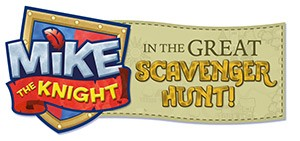 Beat Fan Club: Mike the Knight in the Great Scavenger Hunt
