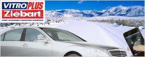 D�marrez l'hiver avec Vitro Plus Ziebart!