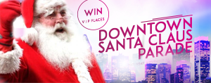 Watch The Downtown Santa Claus Parade