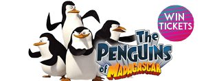 THE BEAT MOVIE FAN CLUB -The Penguins of Madagascar