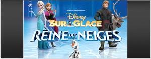 Disney sur glace : La Reine des Neiges!
