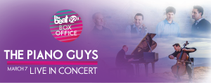 Beat Fan Club Member: The Piano Guys